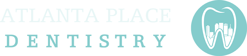 Atlanta Place Dentistry Scroll Logo