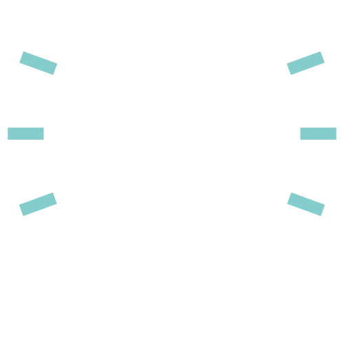 Icon of a happy healthy tooth